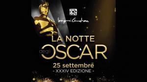 25 settembre Bagni Andrea la Notte degli Oscar