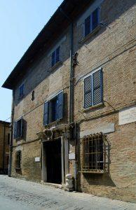 Palazzo Mastai Casa Museo Pio IX Senigallia