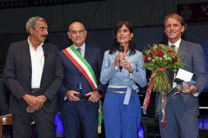 Mancini day, Jesi incorona il mister suo Ambasciatore. Una serata speciale