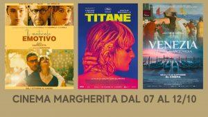 Cinema Margherita ottobre