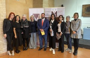 Le Donne di Marche Femminile Plurale con l'Assessore regionale Mirco Carloni