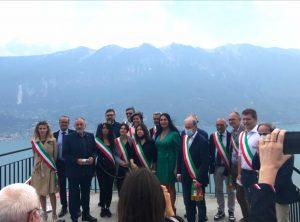 Grande successo per la XIII edizione del Festival Nazionale dei Borghi più belli d'Italia al Lago di Garda
